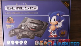 Sega Genesis Flashback 2018 Classic Game Console With 700+ Games - $169.95
