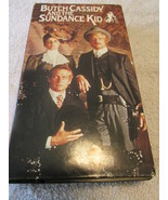 Butch Cassidy And The Sundance Kid VHS - $7.99