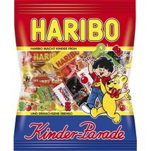 HARIBO Kinder Parade gummy bears - Mini Bags -250g- FREE SHIPPING - $11.87