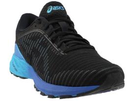 Asics DynaFlyte 2 Size US 12 M (D) EU 46.5 Men's Running Shoes Black Blue T7D0N