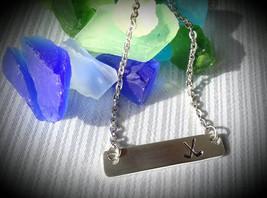 Field Hockey Necklace, Custom Sport Necklace, Personalized Necklace, Fie... - $7.25