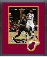 Rodney McGruder 2018-19 Miami Heat -11x14 Team Logo Matted/Framed Photo - $43.55