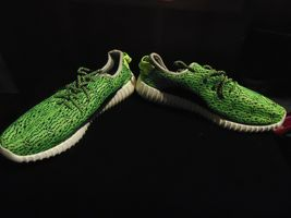 Adidas Yeezy Boost 350 Turtle Dove Size 9 image 6