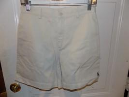 Ralph Lauren Sport Khaki Shorts Size 4 Women's EUC - $21.87