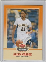 2013-14 Fleer Retro  #56  Allen Crabbe - $1.00