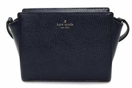 Kate Spade Grand Street Hayden Leather Crossbody Bag Oceano
