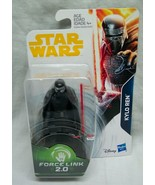 "STAR WARS KYLO REN 4"" Force Link Action Figure Toy 2017 NEW  - $14.85"