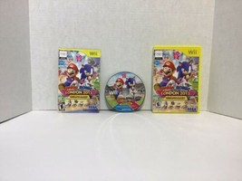 Mario & Sonic at the London 2012 Olympic Games (Nintendo Wii, 2011) - $9.90