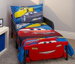 Disney Cars Rusteze Racing Team 4 Piece Toddler (Cars - Rusteze Racing T... - $72.35