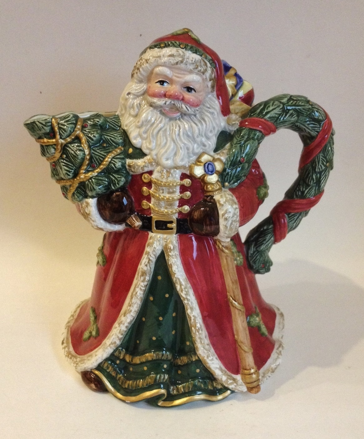 Pitcher santa clause  1  49  4