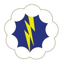 US Army 9th Airborne Division 4'' Sticker Phantom Unit - $9.89