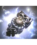 "Haunted PENDANT SOLOMON ""SIHR"" ANCIENT EXOTIC ROYALTY DJINN Genie VESSEL... - $277.77"