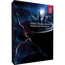ADOBE CS6 PRODUCTION PREMIUM - Digital Download - Only 1 Per Customer - $379.00