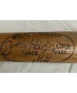 Vintage JC Higgins 33x32 Regulation Wood Baseball Bat No 1706  RARE - $89.05