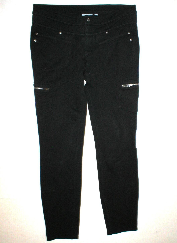 c6c2ea8302 Womens Athleta 4 Black Pants Ponte Rockwell and 25 similar items. S l1600