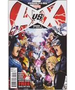 Avengers vs X-Men #1 2nd Printing - $2.00