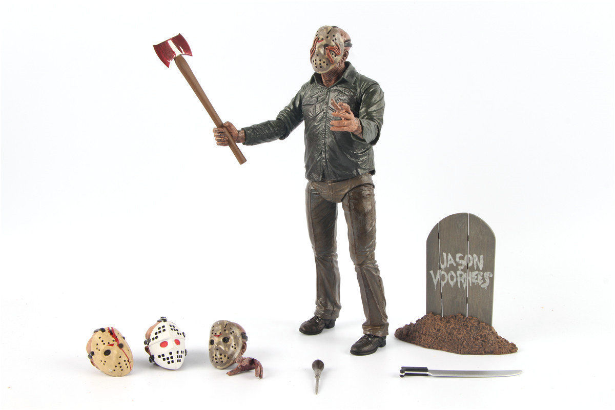"""Friday the 13th Part 5 Ultimate """"Dream Sequence"""" Jason Vorhees 7"""" figure"""