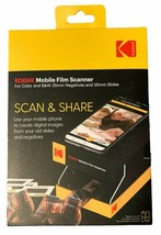 Kodak Mobile Film Scanner Scan & Share For 35mm Negatives & 35mm Slides - $19.79