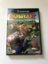 Mario Kart Double Dash Nintendo Gamecube COMPLETE VG TESTED - $43.02