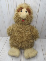 "Vintage 1977 14"" ANIMAL FAIR Bigfoot Plush Doll - Caveman Sasquatch Toy ... - $44.54"