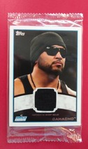 CAMACHO 2012 TOPPS WWE SMACKDOWN AUTHENTIC SHIRT RELIC CARD - $8.90