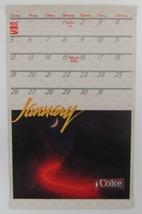 Coca-Cola 1986 Centennial Calendar - New Free Shipping - $14.36