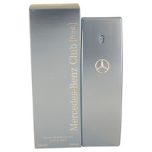 Club Fresh by Mercedes Benz Eau De Toilette  3.4 oz, Men - $32.76