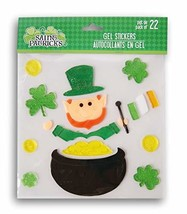 Regent Products Corp Holiday St. Patricks Day Leprechaun with Pot of Gol... - $5.93