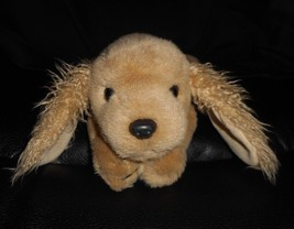 Vintage 1995 Ty Baby Spanky Cocker Spaniel Puppy Dog Stuffed Animal Plush Toy - $28.05