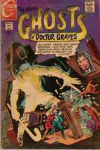 Many Ghosts of Doctor Graves No. 22 [Comic] [Jan 01, 1970] Charlton Comics - $5.87