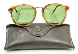 Vintage 1980's B&L Ray Ban Traditionals Premier B W0865 Sunglasses Tortoise - $99.99