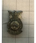 U. S. Air Force Fire Protection Badge - $85.00