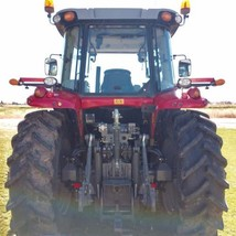 Massey-Ferguson 7616 loader tractor Rexburg, ID 83440 image 3