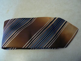 """Haulinetrigere 95% polyester tie 56 1/8"""" long 4 3/16"""" wide (1 available) - $3.91"""