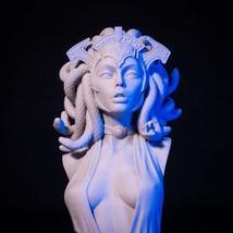 Medusa - Gorgon - Sexy - Bust - 3D - Printed HQ - Resin Miniature - Unpainted -  - $19.99