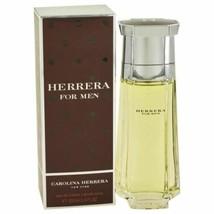 CAROLINA HERRERA by Carolina Herrera Eau De Toilette Spray 3.4 oz for Men - $56.21