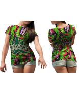 TWIZTID Green Bones  Full print 3D All Over Print T-shirt Tees For  Women - $16.99+