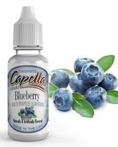 Capella flavor drops Blueberry 13ml - $6.92