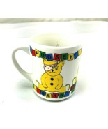 Vintage Pudsey Bear BBC Children In Need Coffee Tea Ceramic Mug - $4.95