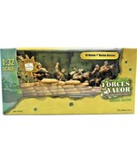 Forces of Valor US 1st Marine Division 1:32 Scale Action Series Diorama ... - $33.66