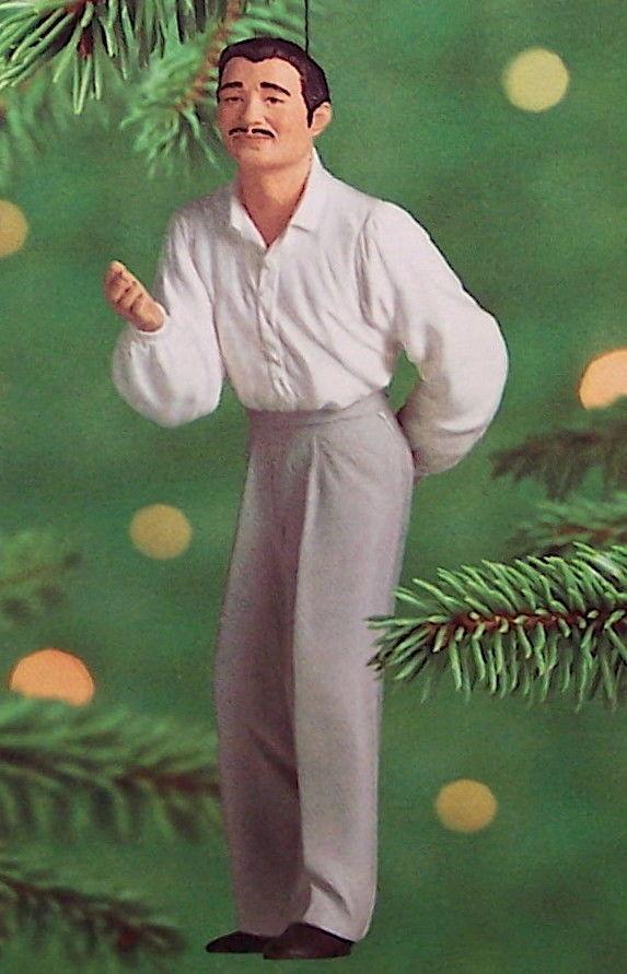 Hallmark 2000 Rhett Butler Gone With The Wind Ornament - $9.95