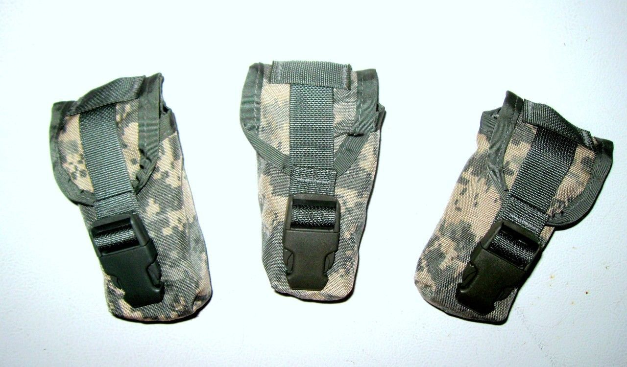 Lot Of 3 Us Army Military Surplus Sds Molle And 14 Similar Items