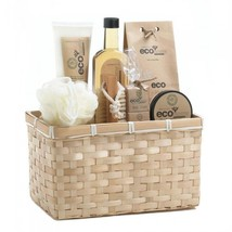 Spa Pleasures Deluxe Spa Basket Bath Gift Set - $23.65