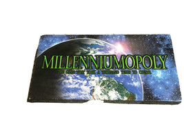 Millenniumopoly Family Fun Complete Board Game 1999 USA Great Condition - $18.02