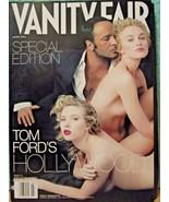 Vanity Fair magazine-Scarlett Johansson/Tom Ford/Keira Knightly-March 20... - $14.85