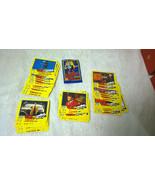 1990 Dick Tracy Trading Cards Dandy Australia Full Set & Wrapper - $19.34