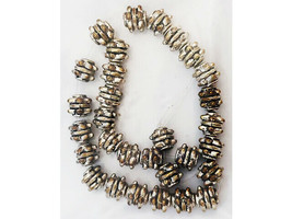 Cousin Corp Fashion Accessories Metal Beads, 30 Pieces image 2