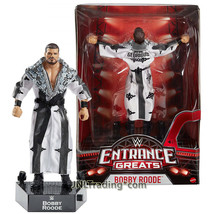 Year 2017 WW World Wrestling Greats Entrance 7 Inch Figure - BOBBY ROODE... - $54.99
