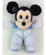 "Baby Mickey Mouse Plush 14"" Toy Stuffed Animal Dakin Applause Disney Vin... - $26.68"