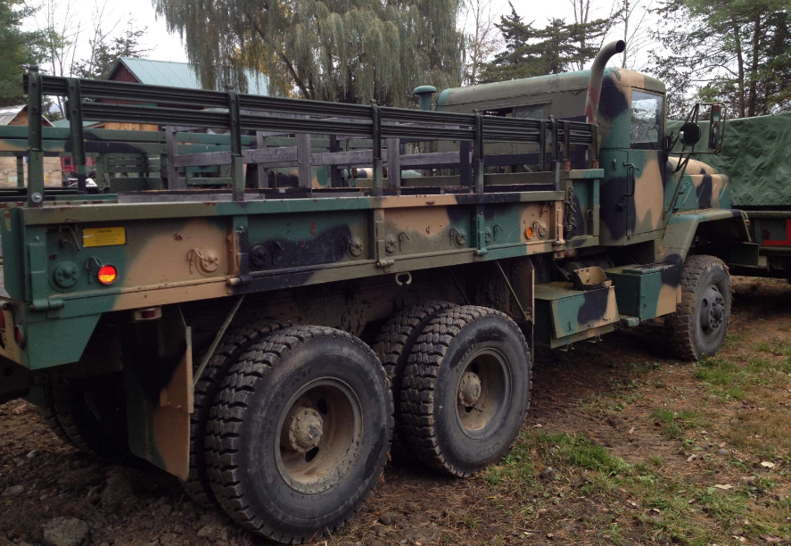 1984 AM General M923 For Sale In Benson, UT 05743